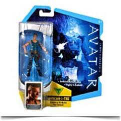 Avatar 4 Inch Evil Colonel Miles Quaritch
