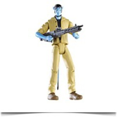 Buy Avatar Navi Jake Human Action Figure