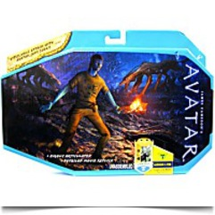 Movie Toy Viper Wolf Attack With Avatar