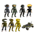 halo series xbox avatar mini figures